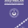Türk Dünyası Araştırmaları Dergisi Mart / Nisan 2021 Yıl: 43 – Cilt: 127 – Sayı:251